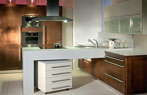 Встраиваемая техника и кухонная мебель