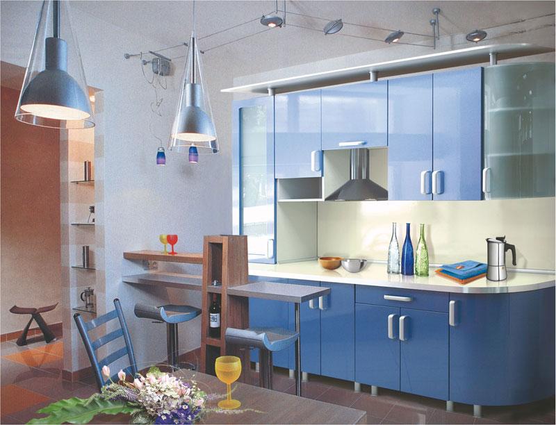 кухни люкс