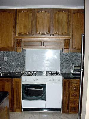 Интерьер для кухни гостиной