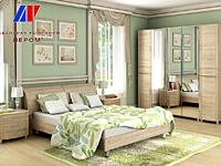 Набор мебели для спальни дольче нотте
